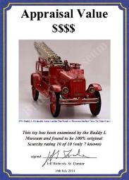 E-Mail us with your antique buddy l trucks for sale highest prices paid free appraisals, antique buddy l truck prototype, yonezawa race car, buddy l fire truck value guide, buddy l fire truck facebook, ebay buddy l fire truck, buddy l hdraulic dump truck,  antique Buddy L truck appraisals, antique buddy l express truck for sale, buddy l jr u s mail truck, buddy l & vintage space toys history, 1930 buddy l jr dairy truck for sale,  accurate buddy l toys values,old toys for sale, toys, vintage toys for sale,buddy l ice truck for sale, buddy l dump truck for sale,vintage space toys for sale, humongous buddy l dump truck tires, 1930's buddy l toys, buddy l firestone wreceker, rare keystone dump trucks, vintage buddy l toys auctions, old dusty buddy l cars, buying antique buddy l toys & cars any condition, rare buddy l flivver cars,  old buddy l coal truck appraisals, antique toy trucks price guide, antique buddy l red fire truck, free buddy l antique toy prices online old buddy l books, buddy l toy prices, buddy l truck information, www.buddylmuseum.com, antique japanese tin toys, buddy l ice truck appraisals, antique tin robots, buddy l car prices, space toys japan tin trucks, buddy l toy, buddy l cars buddy l prices, buddy l oil truck, keystone trucks appraisal, rare space toy appraisals, free vintage buddy l truck appraisal