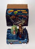 vintage tin toys home page, buying tinplate cars, vintage space toys